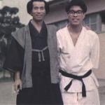 Shigeru Egami e Hiroyuki Aoki.